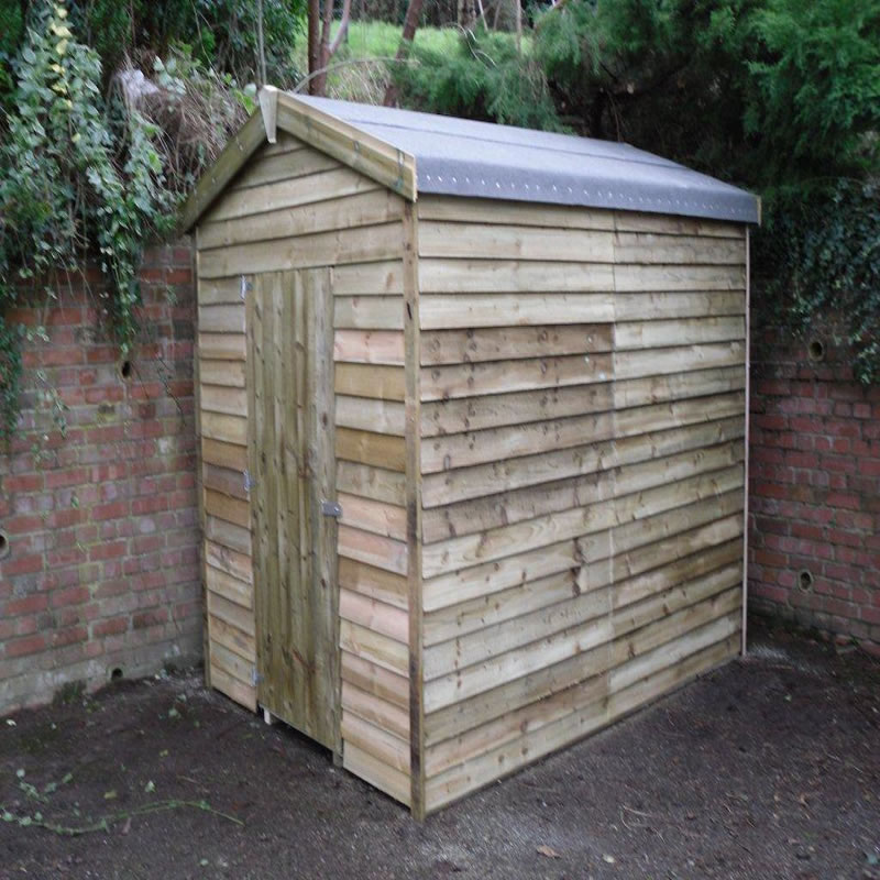 exeter garden shed