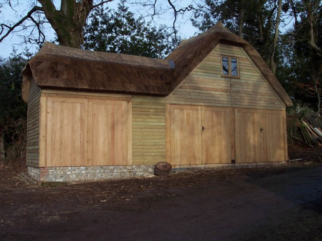 Atlas Fencing Timber Buildings and Garages Exeter, Devon