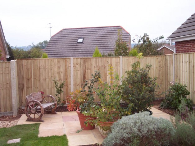 Garden Fencing And Fence Panels Atlas Fencing, Exeter, Devon