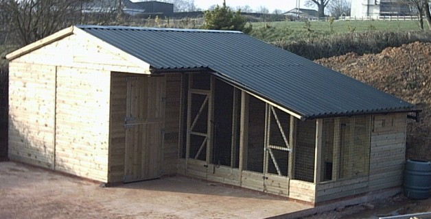 Atlas Fencing Timber Stables and Field Shelters Exeter, Devon